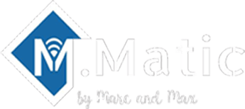 M.Matic Logo
