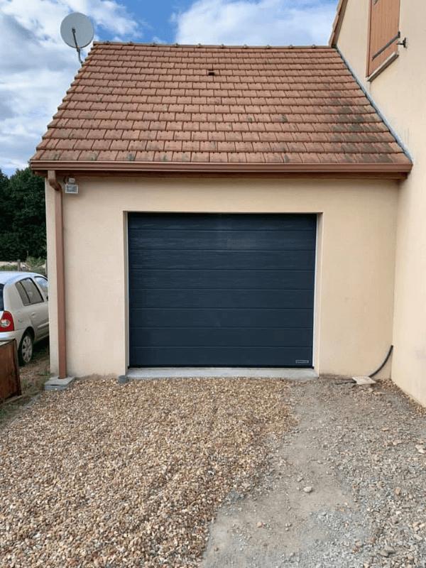 M.Matic Pergola Château Gontier Porte Garage 169